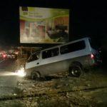Asesinan a motorista de microbús en Anillo periférico