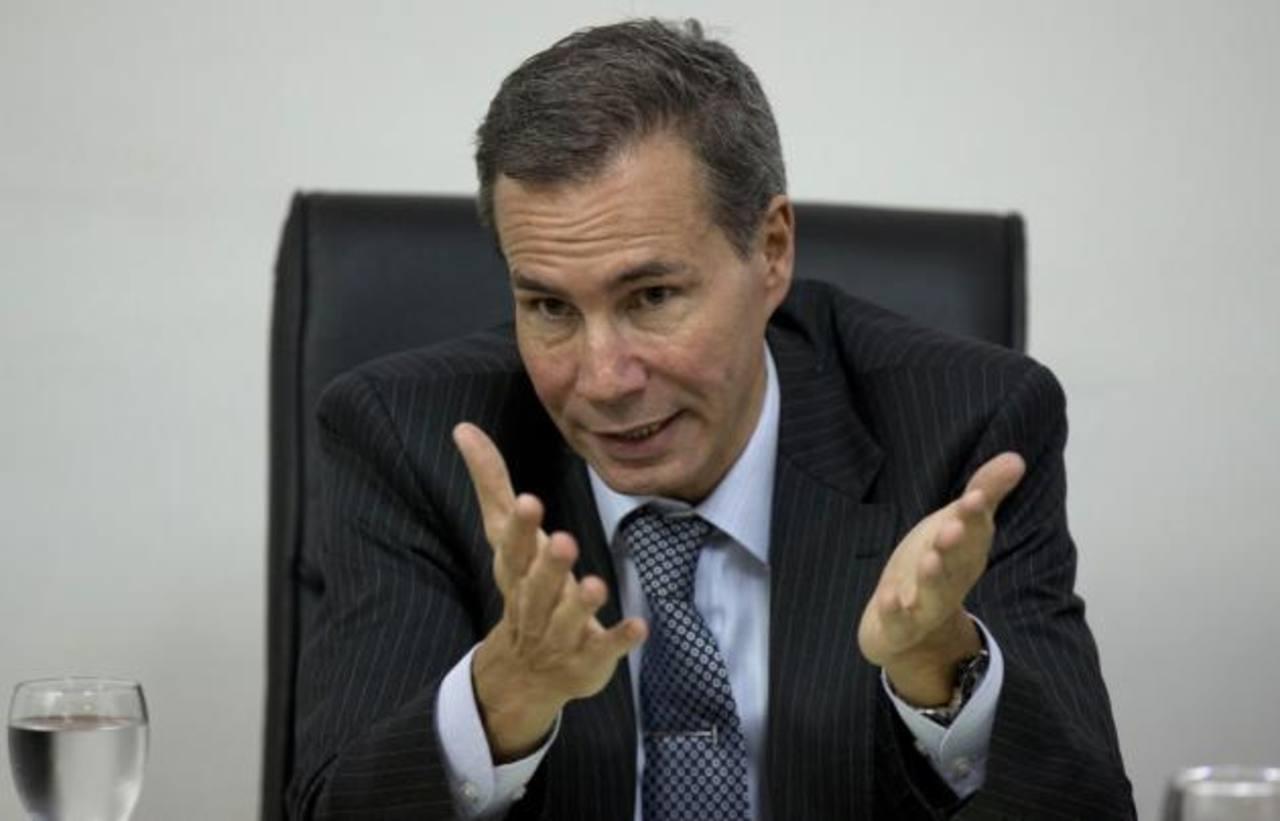 Imagen de mayo de 2013 del fiscal Alberto Nisman, de 51 años.
