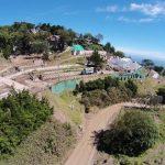 MARN: Sin permiso obras de Linda Vista Gardens en volcán de San Salvador