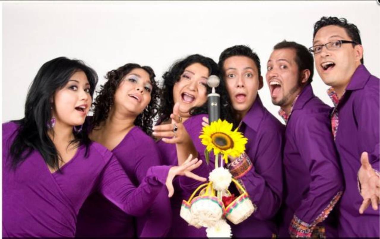 Voz en Punto fue fundado en 1990 y desde entonces ha tenido éxito en sus presentaciones en varios países. Foto EDH