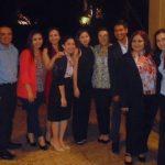 Nueve jóvenes salvadoreños fueron beneficiados con las becas académicas. Foto EDH / Cortesía