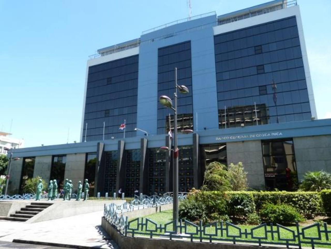 El Banco Central costarricense hará cambios en su metodología de tasas de interés. foto edh / archivo