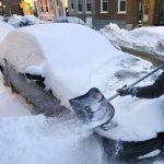 Fuertes nevadas en Nueva Inglaterra y partes de Nueva York