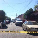 El homicidio fue perpetrado en el barrio San Francisco, San Miguel.