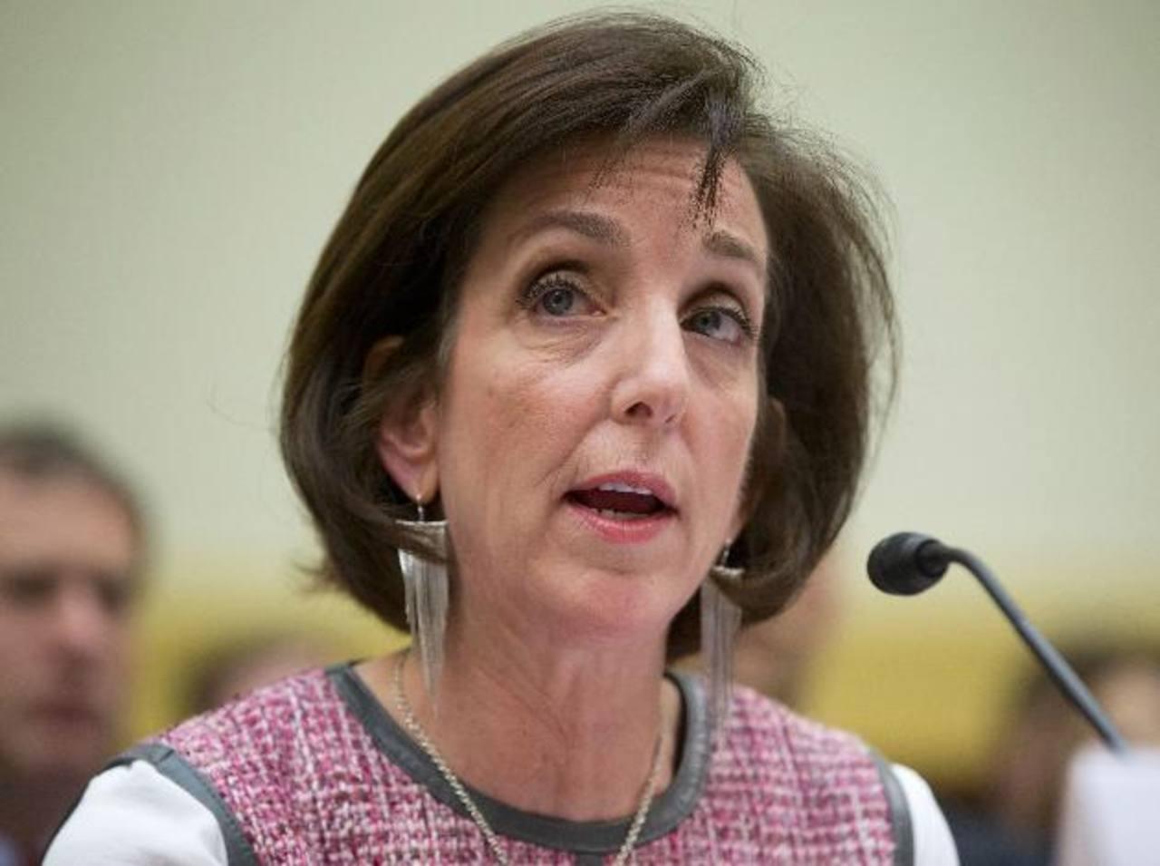 Roberta Jacobson, secretaria de Estado adjunta para Latinoamérica.