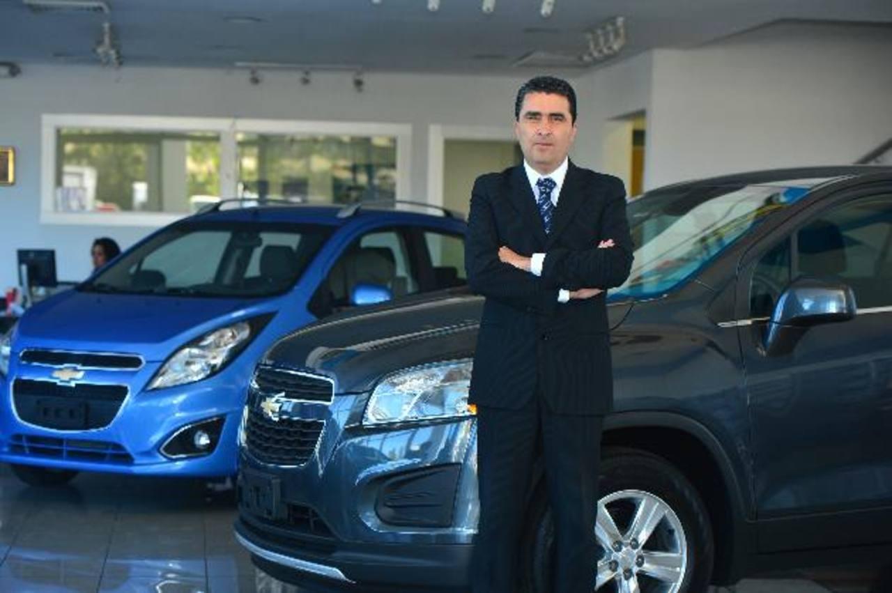 Raúl Osorio Quintanar, gerente de General Motors, hizo hincapié en algunos de los modelos más populares, como la Trax LT.