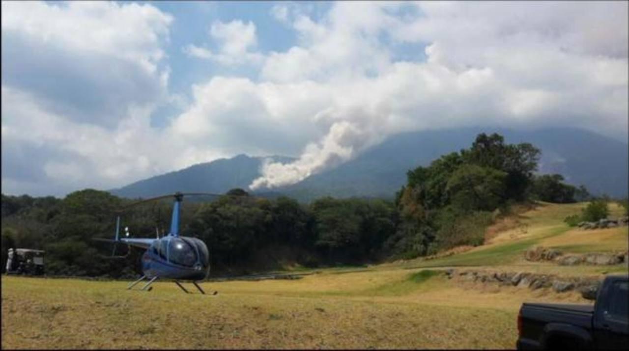 Guatemala en alerta por actividad en Volcán de Fuego