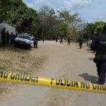 En la colonia Villa Mariona Dos, en Cuscatancingo, pandilleros se enfrentaron a tiros con agentes policiales. Foto EDH / Jaime Anaya