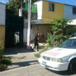Familias abandonan sus viviendas en Mejicanos.