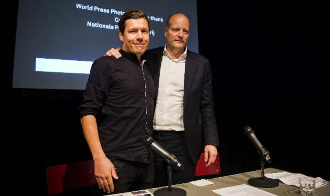 El fotógrafo danés Mads Nissen gana el premio World Press Photo de este año