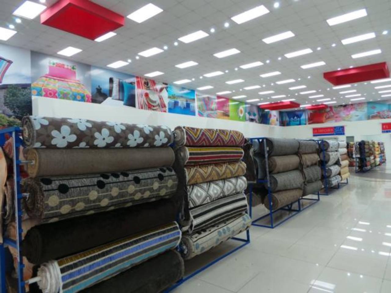 Hay variedad de diseños para artículos como cortinas, fundas, tapicería y mucho más. FOTO EDH / Cortesía.