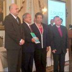 El Presidente Salvador Sánchez Cerén recibió esta mañana el documento.
