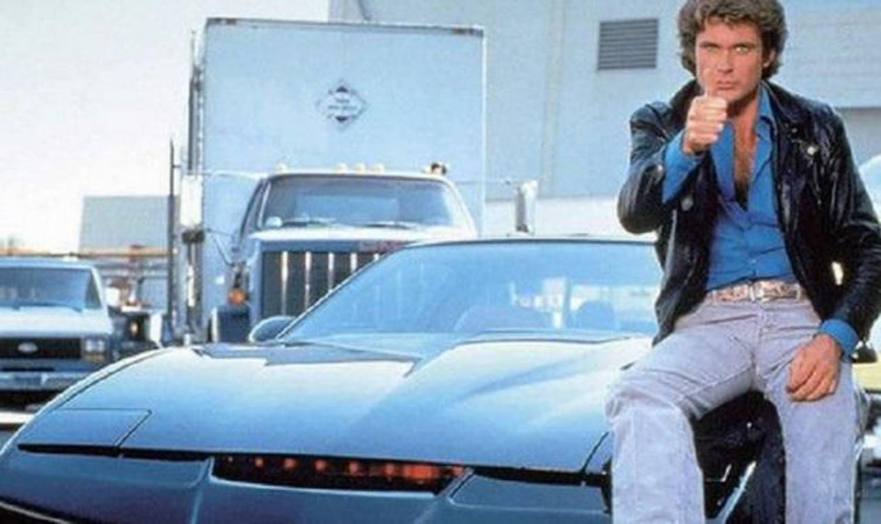 """BMW idea un concepto de automóvil autónomo al estilo de """"El auto fantástico"""""""