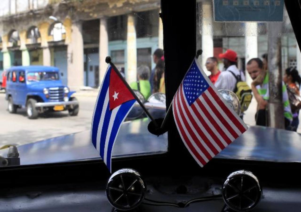 Estados Unidos y Cuba anunciaron en diciembre la normalización de las relaciones diplomáticas, rotas hace más de 50 décadas. Foto edh / archivo
