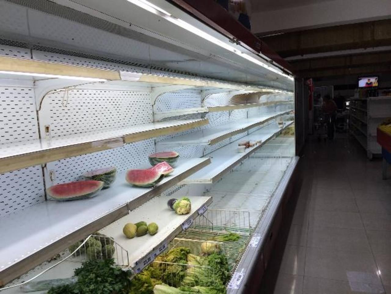 En Venezuela, en los dos últimos años ha aumentado el desabastecimiento de productos de primera necesidad. foto edh / internet