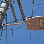 Sustituyen luminarias en Sonsonate