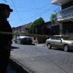 El asesinato de la septuagenaria, supuestamente a manos de su propio nieto, ocurrió en una vivienda de la colonia San Francisco, de San Miguel. Foto EDH / Lucinda Quintanilla