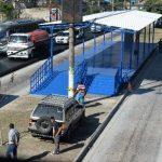 Sitramss inicia viajes con usuarios en terminal tipo galera