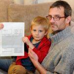 Un niño de 5 años recibe factura de 20 euros por no asistir a un cumpleaños