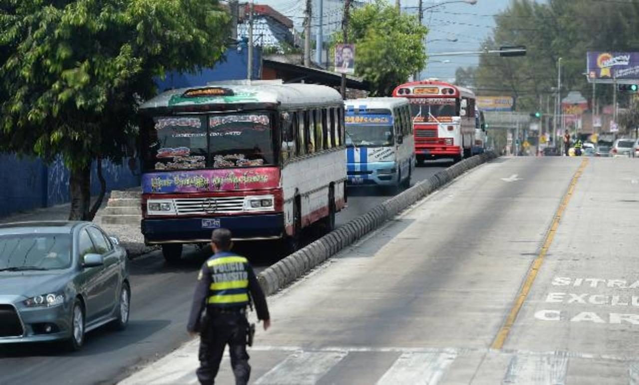 Revelan los nuevos recorridos de buses que ya no circularán por la Juan Pablo II