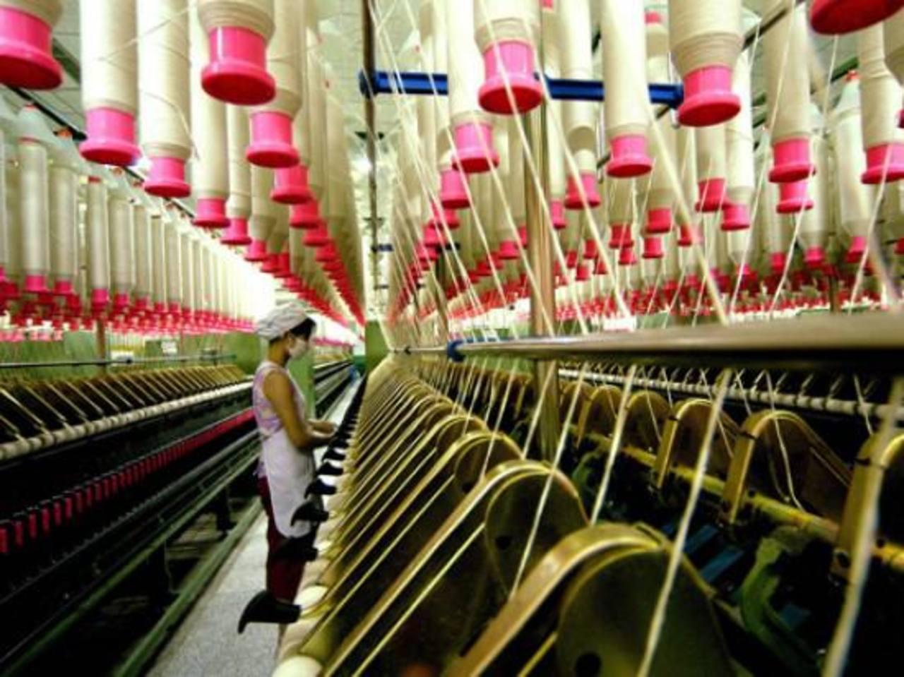 Realizará un taller con empresas del rubro textil. Foto EDH / Archivo