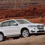La BMW X5 podrá ser adquirida con 6 meses sin interés durante todo el mes de enero. Foto EDH/ Cortesía