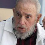 Fidel Castro en una imagen de julio de 2014 en La Habana, durante una reunión con el presidente ruso Vladimir Putin. edh/ Archivo