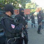 Capturan a 9 presuntos pandilleros vinculados al asesinato de agente de la DECO