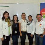 Miembros de la Fundación, el Comité Comunitario de Telus y organizaciones. Foto EDH / Cortesía