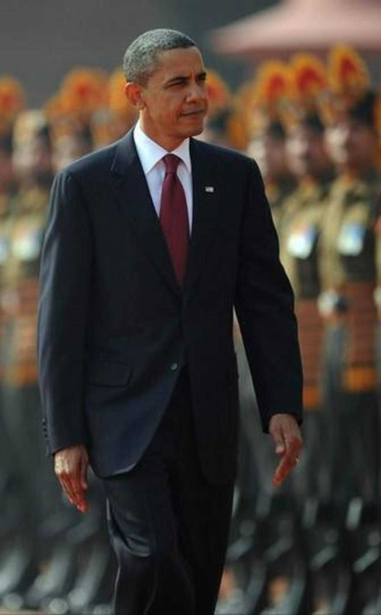 Presidente Barack Obama, busca a India como socio.