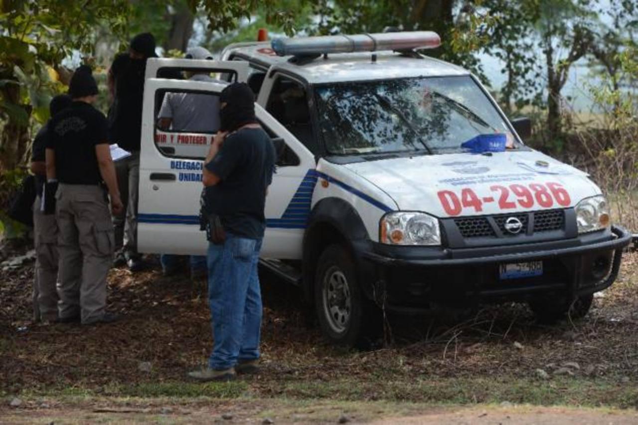Cinco policías detenidos por la muerte de un pandillero
