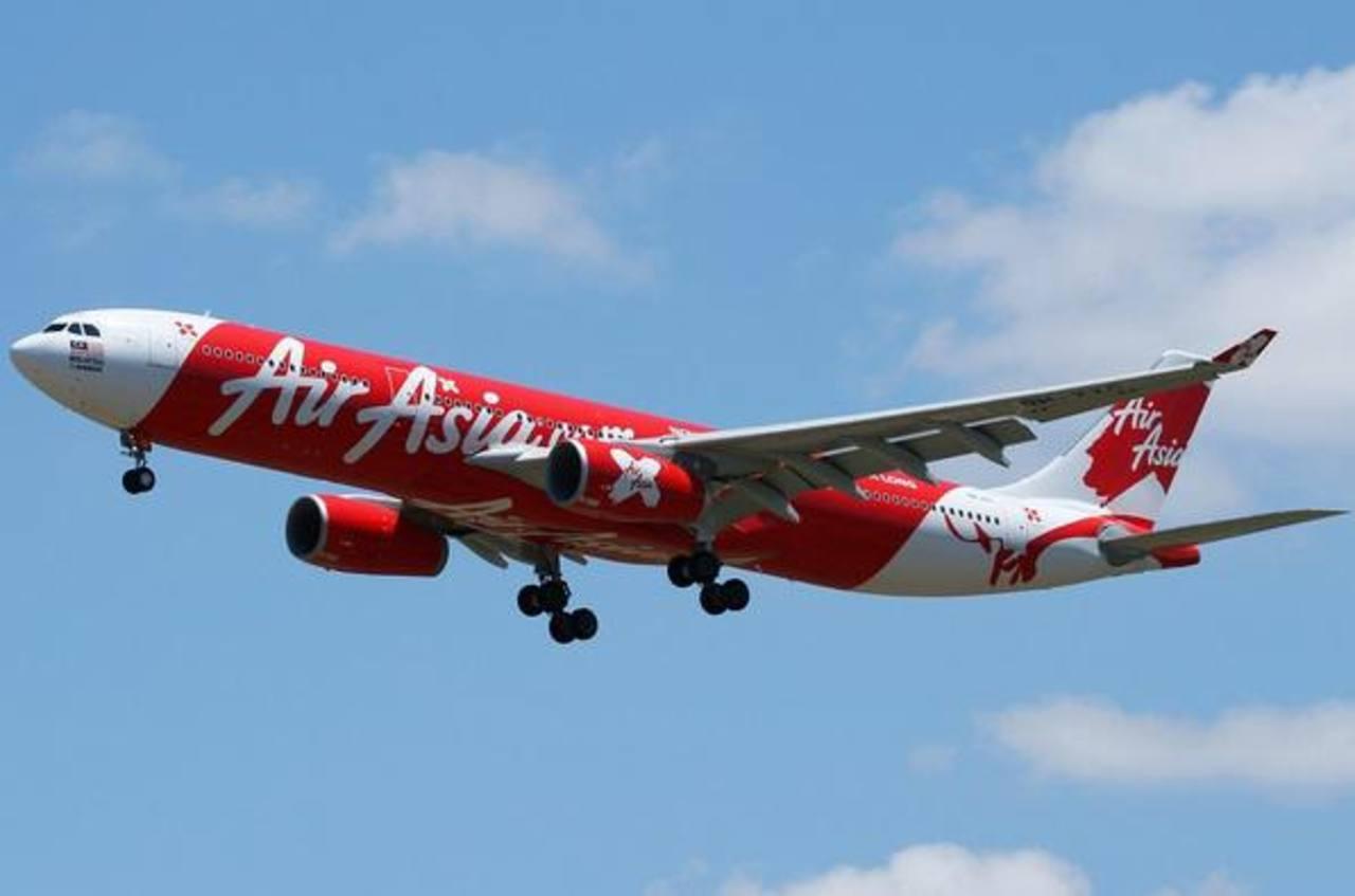 Difunden la última selfie a bordo del Air Asia