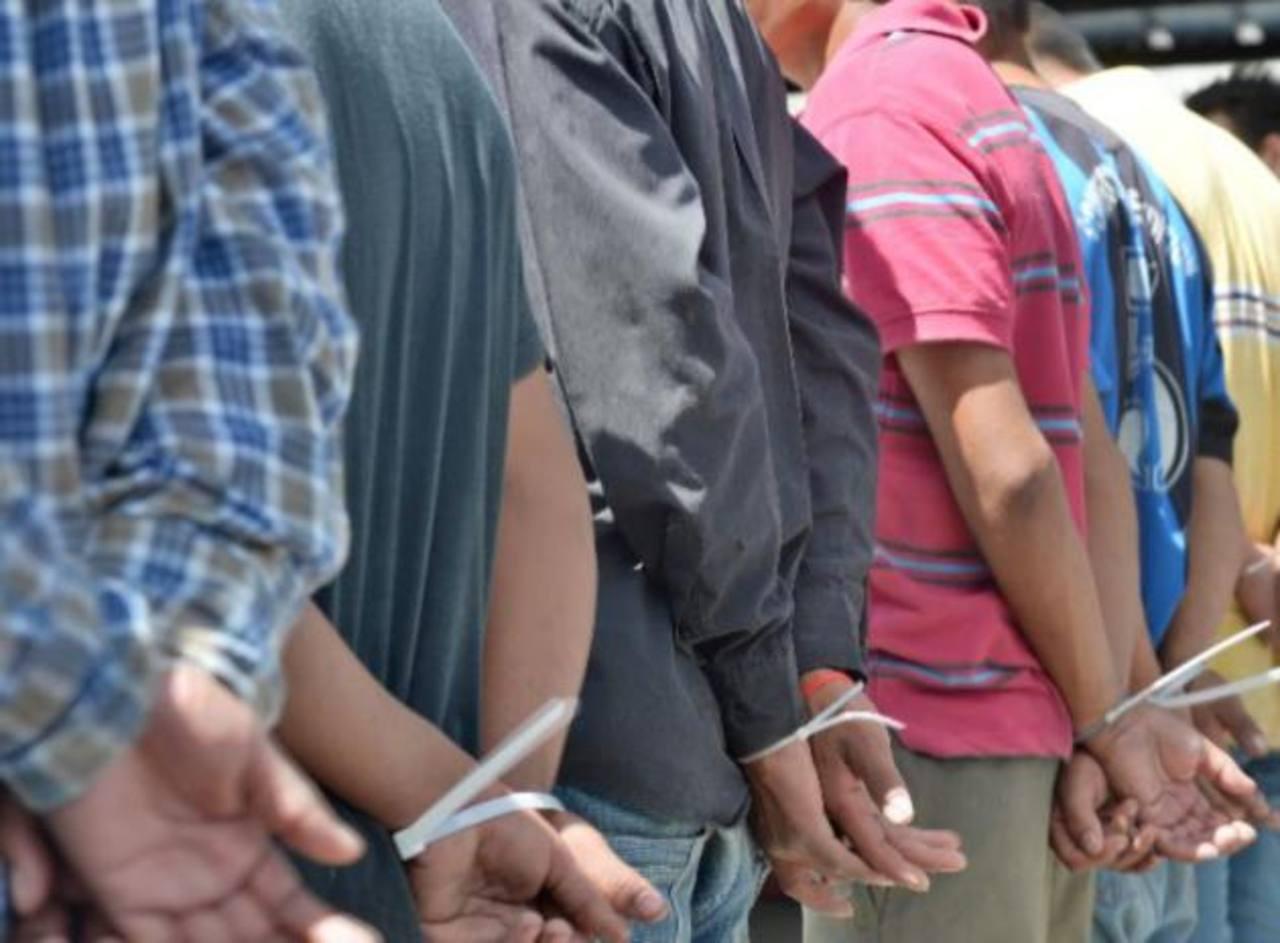 Capturan a 5 pandilleros vinculados en el asesinato de una niña en San Miguel
