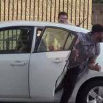 ¿Qué pasaría si un extraño sube a su vehículo?