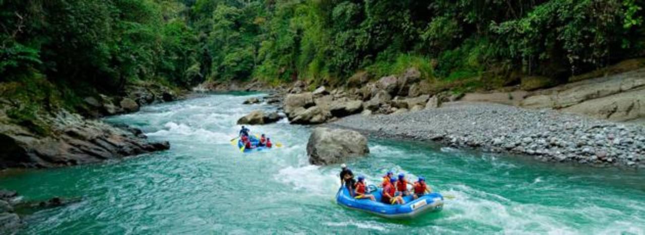 Costa Rica es el principal destino turístico en la región.