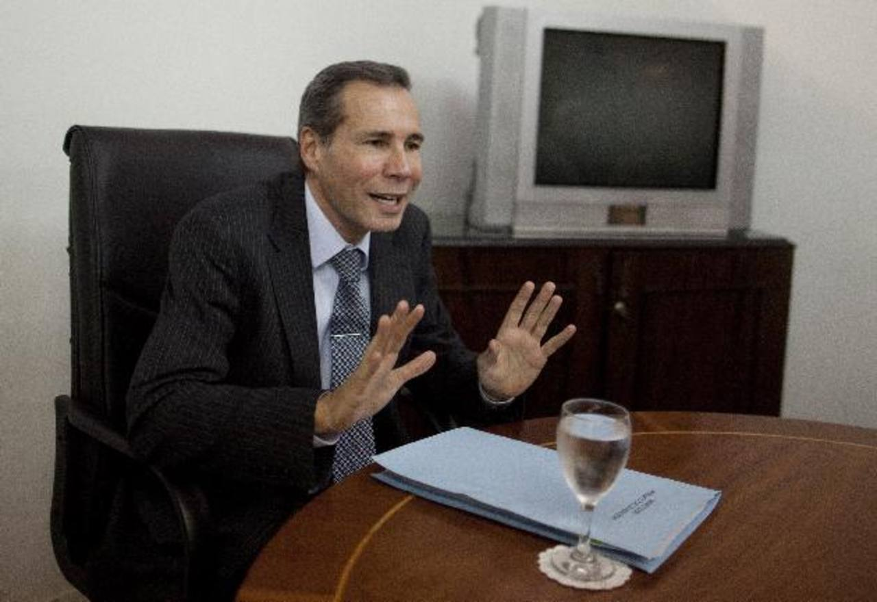 El fiscal argentino, Alberto Nisman, fue hallado muerto este lunes en su departamento de Buenos Aires.
