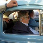Pedía aventón, y Pepe Mujica lo rescató