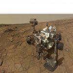 NASA capta imágenes donde se observa una especie de figura humana en Marte