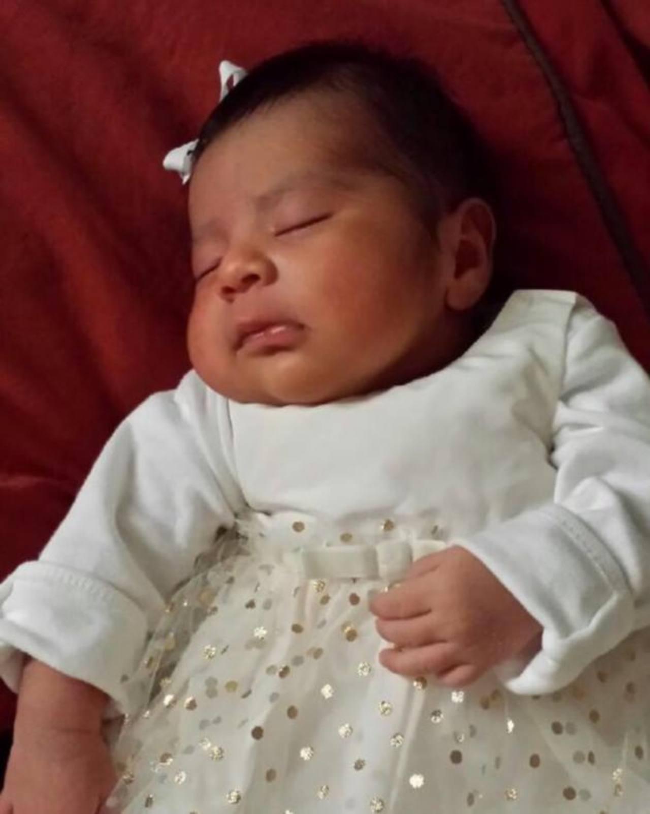 Imagen de la niña secuestrada Eliza Delacruz.