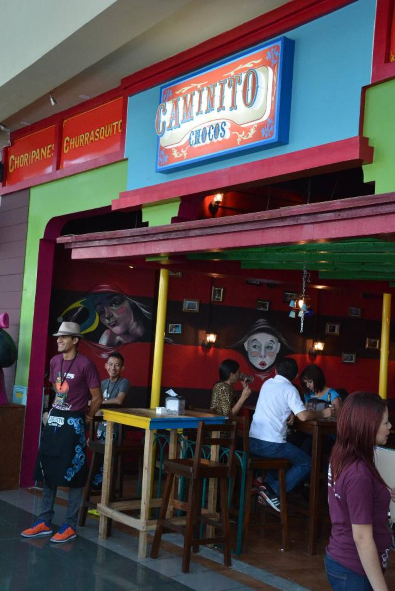 El restaurante mantiene el estilo, que tanto gusta a sus clientes, inspirado en Argentina. Foto EDH / David Rezzio
