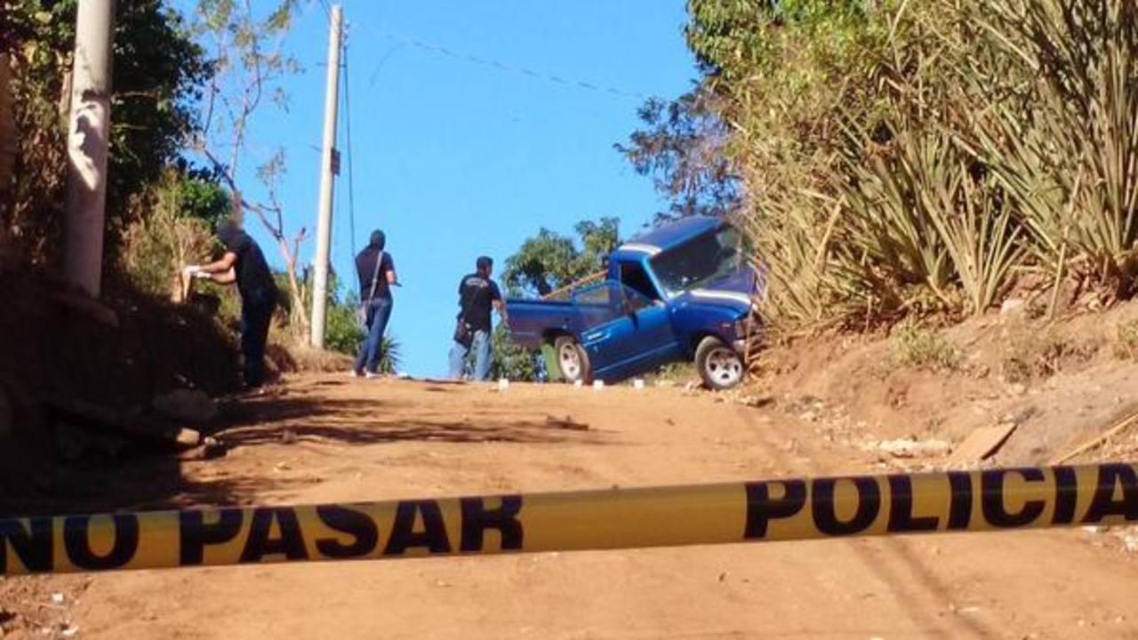 Esta mañana también asesinaron a un vendedor de agua en San José Villanueva.