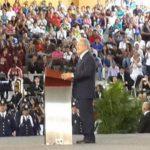 Presidente: El conflicto a solucionar hoy es el narcotráfico y pandillas