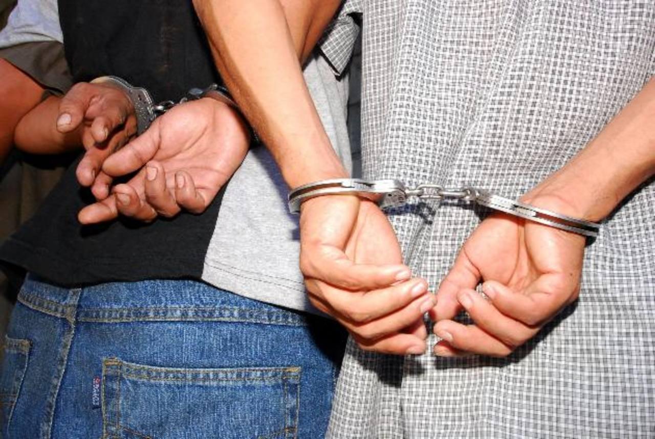 Los mareros pasarán 25 años en la cárcel. Testigo los incriminó. Hay otros sujetos involucrados en el hecho. Foto EDH