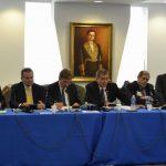 La Comisión Interamericana de Derechos Humanos (CIDH) recibió esta semana en una audiencia especial a la Sociedad Interamericana de Prensa (SIP). foto edh / archivo
