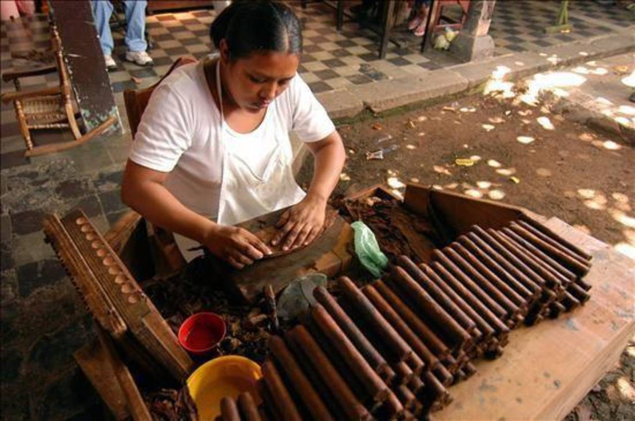 El tabaco hondureño es c ompetitivo en Europa.