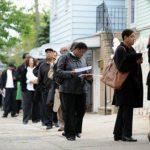 La tasa de desempleo en EE.UU. ha ido disminuyendo con el tiempo