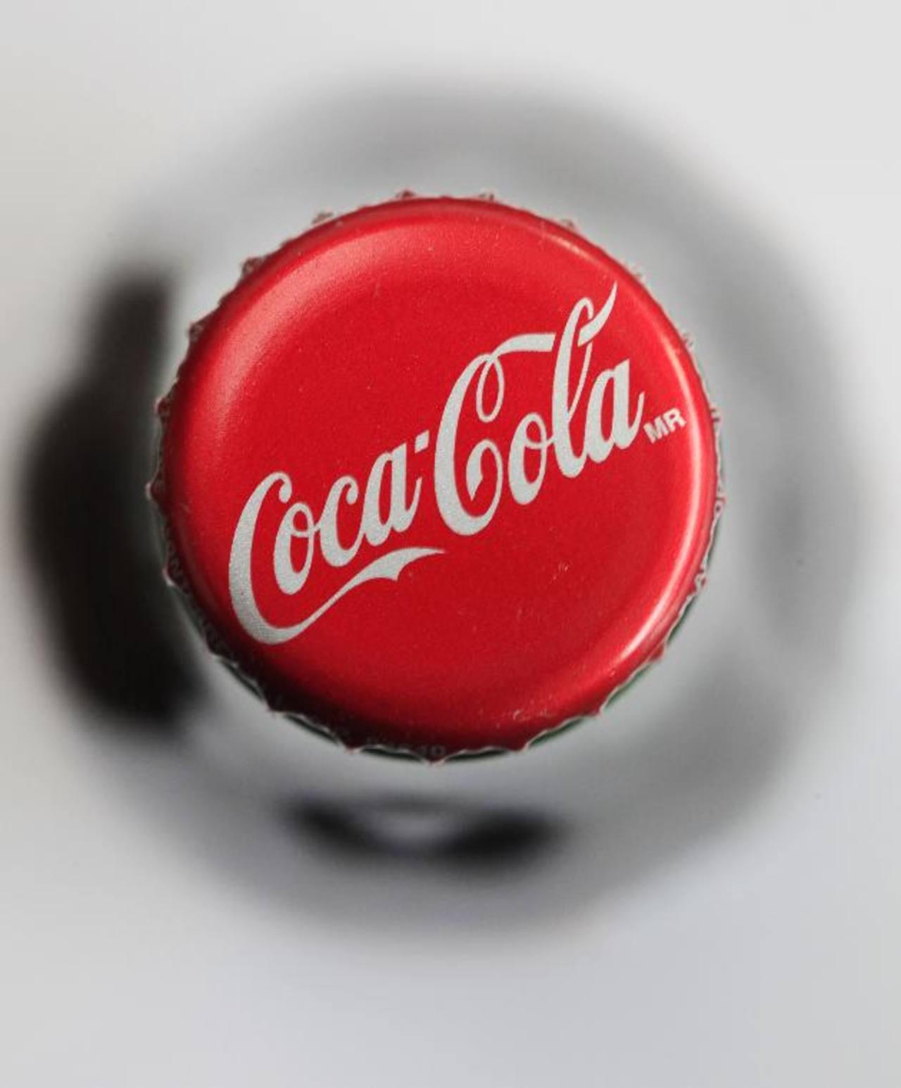 Coca Cola gana $1,557 millones en primer trimestre
