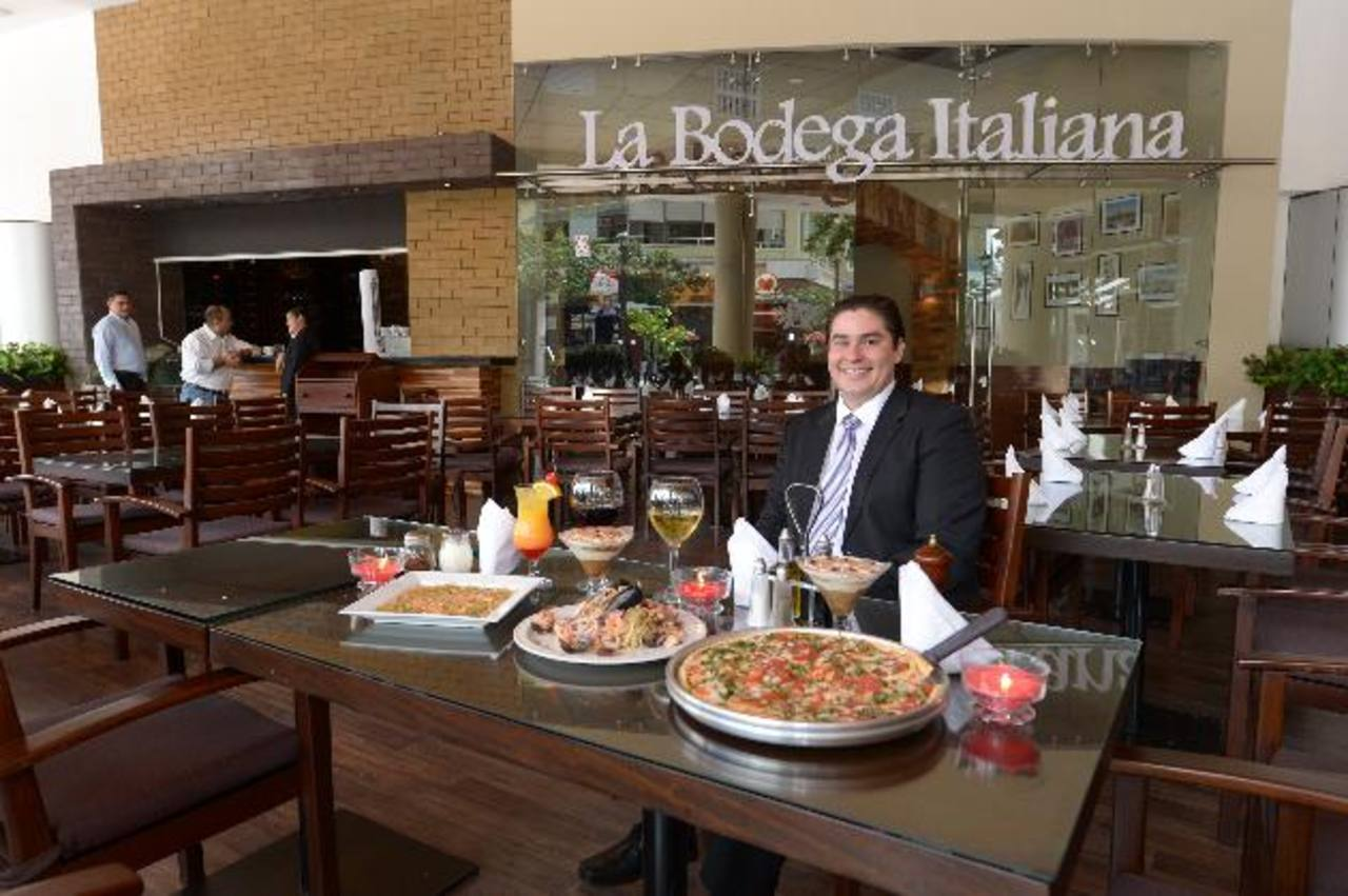 Guillermo Cisneros, gerente corporativo de la División de Restaurantes Los Teques, dice que la proyección de la empresa es tener cuatro Bodegas Italianas en el país, en los próximos cinco años. El mercado regional también está en la mira.