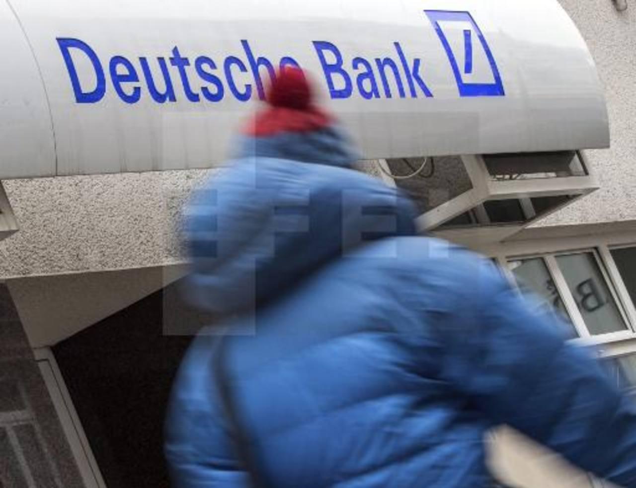 Los empleados del Deutsche Bank fueron entrenados para alterar los tipos de interés desde Nueva York, Londres, Fráncfort y Tokio.