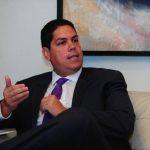 Rodrigo Arce, director ejecutivo de Seguros Azul, conversa con Expansión sobre el crecimiento de la empresa.